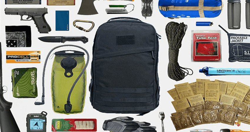 72-Hour Emergency Kit for Your Family